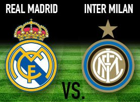 Prediksi Real Madrid Legends vs Inter Legends 08 Juni 2014
