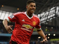 Marcus Rashford Calon Pemain Top MU