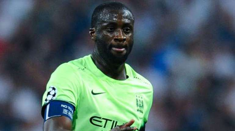 Inter Milan Perburuan Yaya Toure