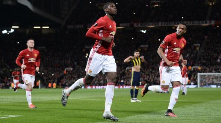 Manchester United Fenerbahce 4-1