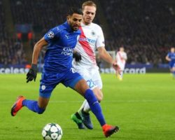 Leicester City lolos 16 Besar