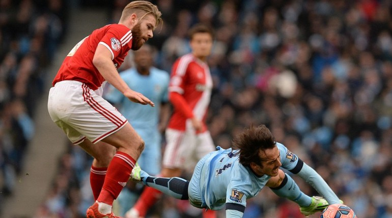 Manchester City vs Middlesbrough