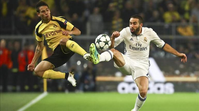 Real Madrid vs Borussia DortmundReal Madrid vs Borussia Dortmund