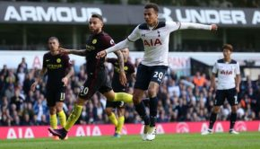 Spurs Hadapi Manchester City
