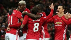 Manchester United vs Saint-Etienne