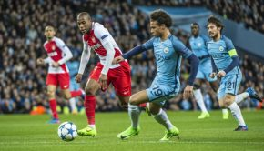 AS Monaco vs Manchester City