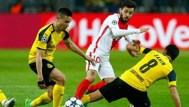 AS Monaco vs Borussia Dortmund