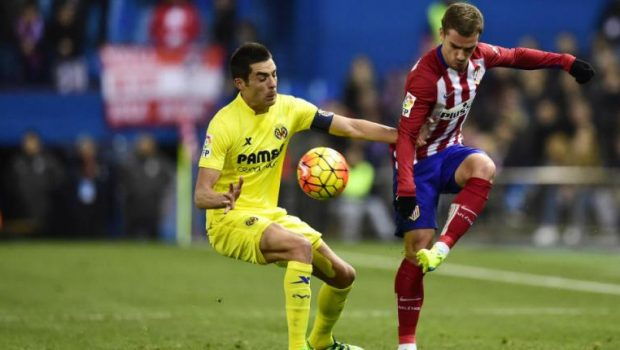 Atletico Madrid vs Villarreal