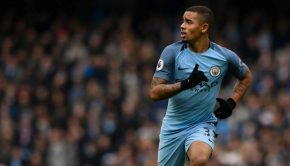 Gabriel Jesus Come Back Mancehster City