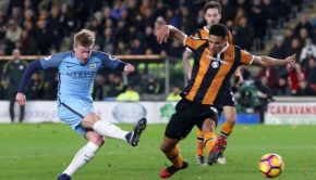 Manchester City vs Hull City