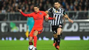 Angers SCO vs Paris Saint-Germain