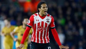 Conte Van Dijk Berpihak The Blues