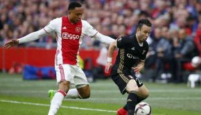 Olympique Lyon vs Ajax Amsterdam