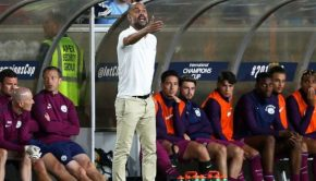 Guardiola Nasibnya Tim City