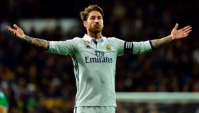 Ramos Ingin Ballon d'Or