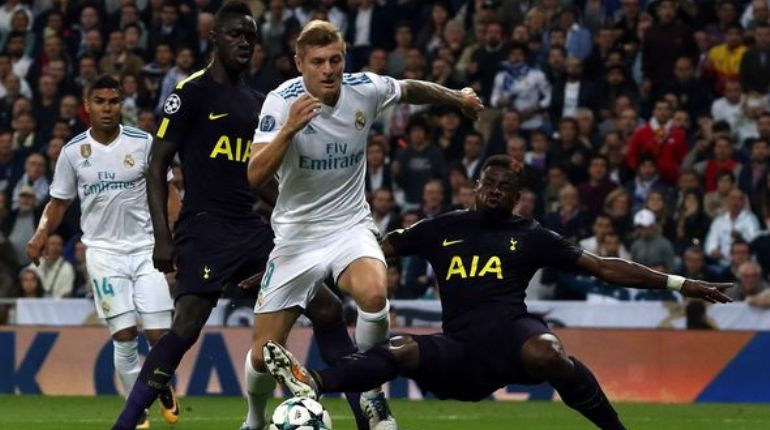 Tottenham Hotspur vs Real Madrid