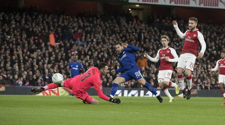 Menang Dari Chelsea, Arsenal Final