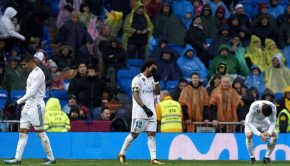 Real Madrid Keok Ditangan Villarreal
