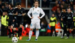Lawan PSG, Real Madrid Bimbang