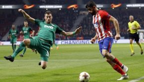 Lokomotiv Moskwa vs Atletico Madrid