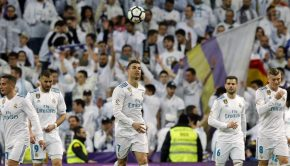 Madrid Pesta Gol Di Kandang