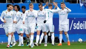 Real Madrid Tampil Produktif