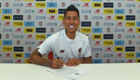 Ambisi Firmino Liverpool